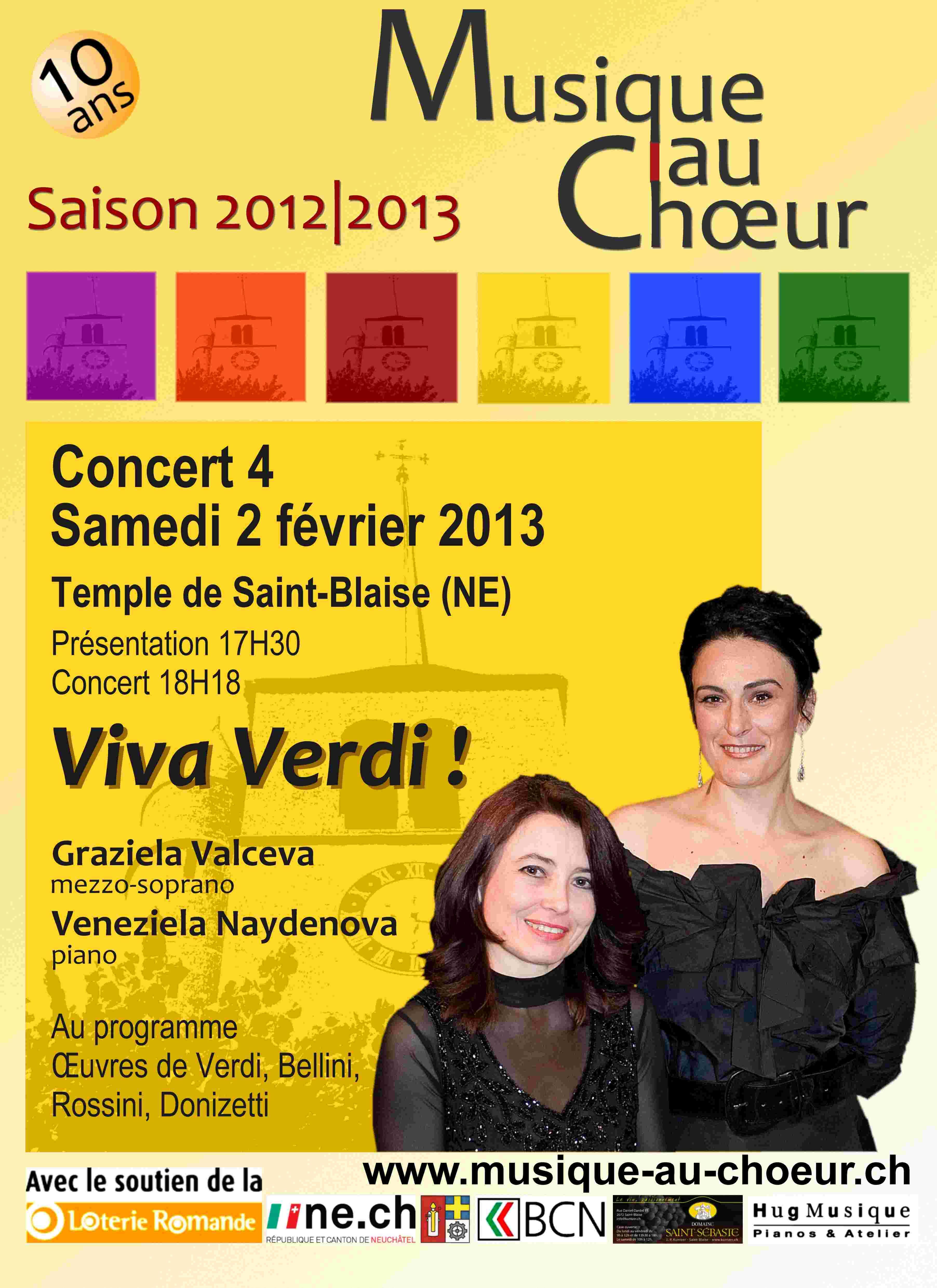 Concert4web