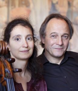 Denitsa Kazakova et Christian Favre