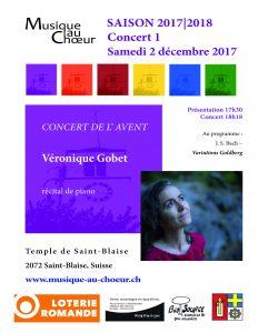 Affiche concert 1
